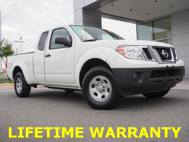 Lovely Pre Owned 2014 Nissan Frontier S