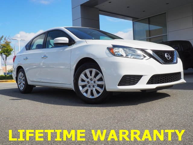 Certified Pre Owned 2017 Nissan Sentra S