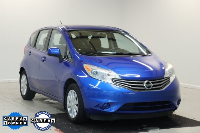 Pre Owned 2014 Nissan Versa Note S Plus 4d Hatchback In Rock Hill