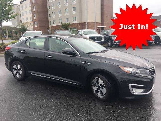Pre Owned 2013 Kia Optima Hybrid LX